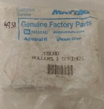 Genuine Maytag 205000 Washer Rollers and Springs Kit