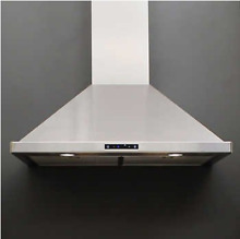 Valore Summit 36  Stainless Steel Chimney Range Hood with 700 CFM and Quiet Mode