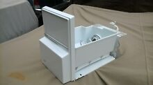 GE Profile Refrigerator Ice Bucket Assembly