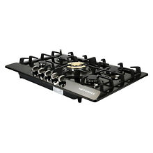 Brand 30  Stainless Steel 5 Burners Built In Stove Cooktop Gas NG LPG Hob Cooker