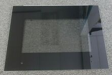 NEW OEM Whirlpool Jenn Air Wall Oven Door Outer Panel W10186889 WPW10186889