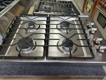 GE 30  Built in Gas Cooktop JGP3030SLSS Stainless Steel 4 Burner