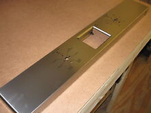 5304500602 Stainless Oven Range Control Panel   NEW   frigidaire