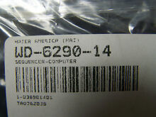 WD 6290 14 Haier Washer Control Sequencer