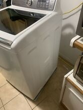 Samsung Top Load Washer   White