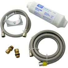 LASCO 37 1833 Inline Ice Maker Filter Installation Kit Home Improvement
