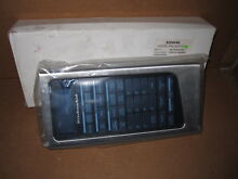 8205046 Microwave Control Panel Assembly KITCHENAID   whirlpool   touchpad
