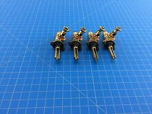 Genuine Whirlpool Range Oven Burner Valve 3186402 3186401 3186403 Set of 4