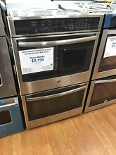 GE Profile  PT7550SFSS30 Inch Double Electric Wall Oven
