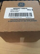 WB49T10020 GE OVEN LATCH OVEN ASSEMBLY