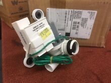 DC97 17366A Samsung Washing Machine Discharge Water Pump Assembly