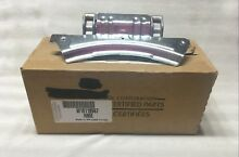 WHIRLPOOL WASHER REPLACEMENT DOOR HING   W10118967   NEW FACTORY PART