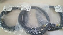 Petra  3  Pairs of 48  Washing Machine Fill Hoses   6 Hoses Total   708289620802