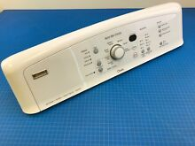 Genuine Kenmore Dryer Control Panel Assembly 8563699 8564395 280157