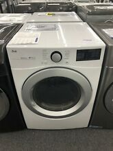 LG  DLG3501W27 Inch 7 4 cu  ft  Gas Dryer