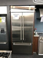KitchenAid 36  SS Built in Fridge Model  KBFN506ESS