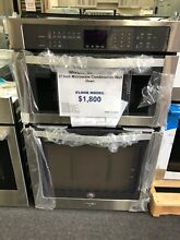 Whirlpool WOC54EC7AS 27  Stainless Steel Electric Combination Wall Oven
