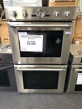 Thermador Professional 30 Inch Double Electric Wall Oven  PODC302J    Silver