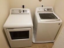 Washer and Dryer set  GE  2 years old  excellent condition