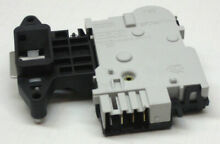 Washing Machine Door Switch and Lock Assembly LG Various Models Part EBF49827801