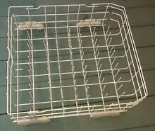Kenmore Dishwasher LOWER Dishrack  with Wheels Part Number W10780925
