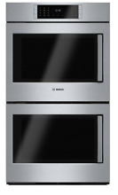 Bosch Benchmark HBLP651LUC 30  Convection Stainless Steel Double Oven New