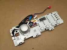 LG FRONT LOAD WASHER CONTROL BOARD PANEL INNER FACE EBR43051402
