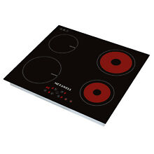 23 5  Ceramic 2 Induction   2 Infrared Timmer Burners Stove Induction Cooker