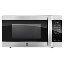 Kenmore Elite 79393 2 2 Cubic Foot Counter Top Microwave Oven in Stainless Steel