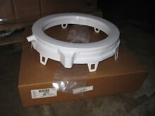 64175 OEM Whirlpool Washer Dryer TUB RING   NEW   W10831641 AP2906762 PS381344
