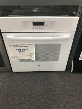 GE  JK3000DFWW27 Inch Single Electric Wall Oven