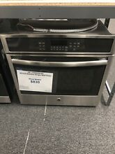 GE JT5000SFSS 30  Single Electric Convection Oven in Stainless Steel