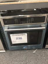GE Cafe Series  CK7000SHSS27 Inch Single Electric Wall Oven