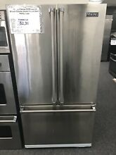 Viking RVRF3361SS 36  Stainless French Door Refrigerator CD