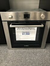 Bosch HBE5451UC 500 Series 24 Inch Single Electric Wall Oven