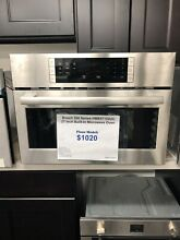Bosch 500 Series  HMB57152UC27 Inch Built In Microwave Oven
