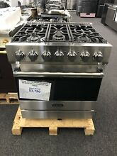 Viking RVDR33025BSS 3 Series 30  Freestanding Dual Fuel Range   Stainless Steel