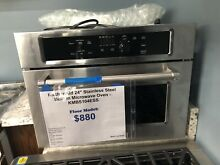 Kitchenaid Kmbs104ESS 1 4 Cu Ft  Built in Microwave Stainless Steel