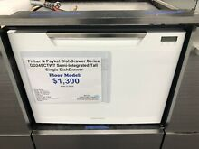 Fisher   Paykel DishDrawer Series  DD24SCTW7