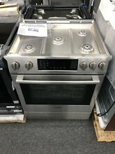 Bosch 800 Series  HDI8054U30 Inch Slide in Dual Fuel Range