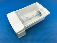 Genuine GE Refrigerator Ice Bucket Container Assembly WR17X11429 WR17X23191