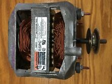 OEM Whirlpool Amana Crosley Speed Queen Washer Drive Motor WP27001215 34910