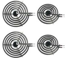 NEW MP22YA Electric Range Burner Element Unit Set 2  MP15YA 6  2  MP21YA 8