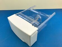 Genuine GE Refrigerator Ice Bucket Assembly WR17X24426