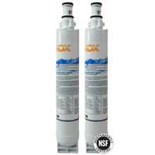 NEW  Two  2  HDX HMW 3 Refrigerator Replacement Filters Whirlpool Filter 6