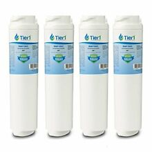 Tier1 Replacement for GE MSWF SmartWater  101820A Refrigerator Water Filter 4 Pa