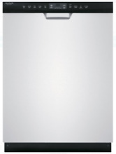 Frigidaire Gallery Series FGCD2456QF Stainless Steel In and Out Dishwasher New