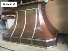 Copper Vent Hood  All Metals And All Sizes Vent hood With Motor   Model  218