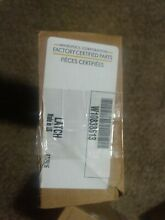 Whirlpool Latch OEM new in box part   W10838613