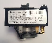 NEW IN BOX GE WH12X10193 572D520P018 GE HOTPOINT DRYER TIMER OEM